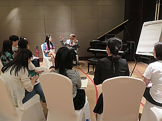 PIANO PEDAGOGIC WORKSHOPS