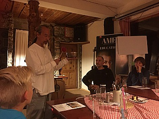 "AME WORKSHOP ""OM AM BERG"""
