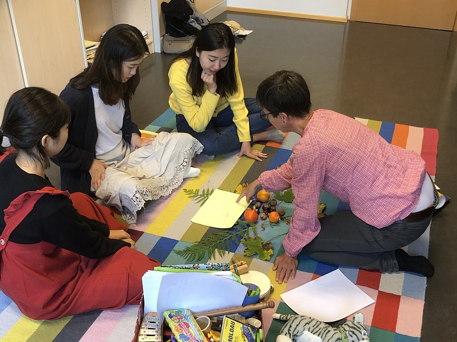 Workshop Early Music Education Workshop for Students from South Korea
