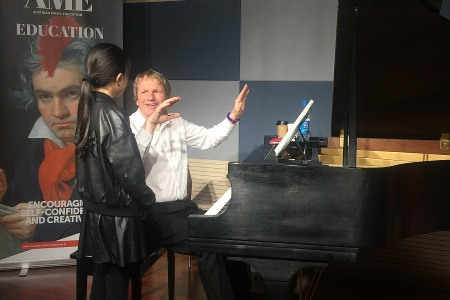 AME Piano Masterclasses China