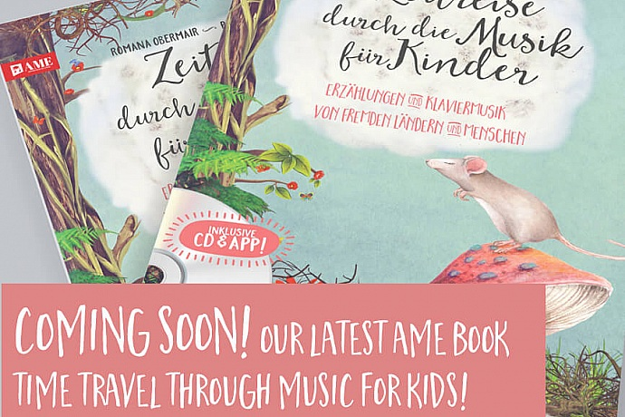 A BOOK FOR MUSIC-LOVING CREATIVE CHILDREN AND COMMITTED PARENTS AND TEACHERS!