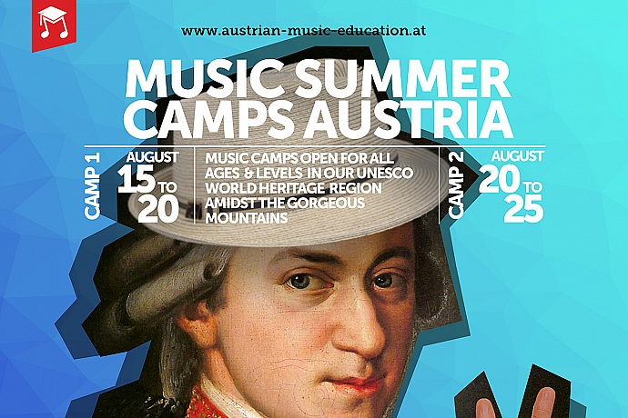 MUSIC SUMMER CAMP SUMMER 2017 AUSTRIA